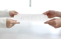 スムーズな相続サービスの流れ(申告書提出)